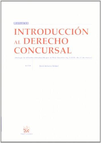 9788498767742: IntroducciÑn al derecho concursal