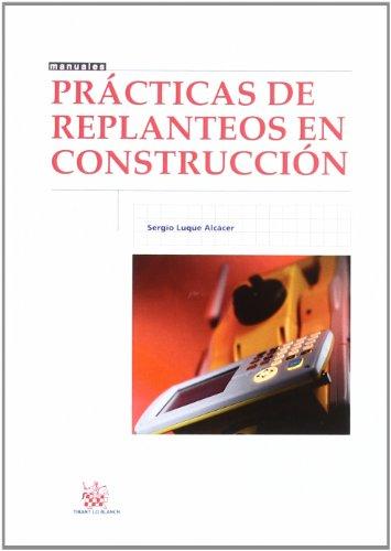 9788498769098: Prácticas de replanteos en construcción