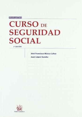 9788498769142: Curso de Seguridad Social