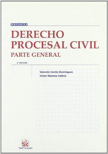 9788498769333: TM. DERECHO PROCESAL CIVIL. PRATE GENERAL (4� ED.2010)