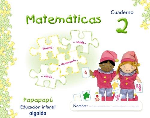 9788498770117: Matemáticas 2 (Papapapú) - 9788498770117