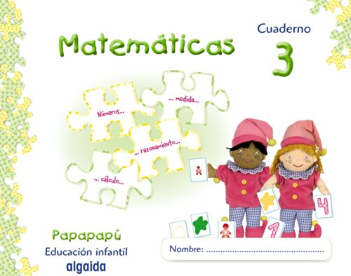 9788498770124: Matemáticas 3