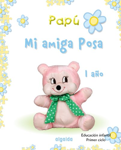 9788498772029: Libro-mascota Osa Posa (Papú) - 9788498772029