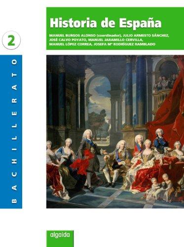9788498772258: Historia de España 2. 2º Bachillerato. Libro del Alumno. Andalucía, Ceuta, Melilla