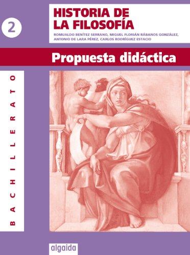 9788498772586: Historia de la Filosofía 2. Propuesta didáctica