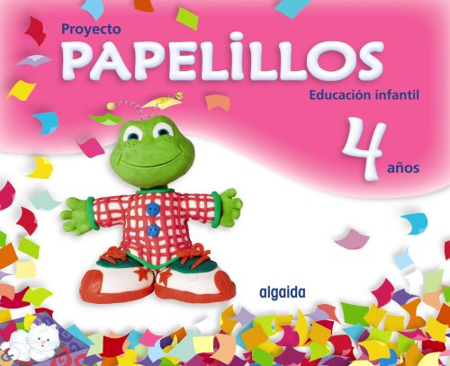 9788498772883: Papelillos 4-9788498772883