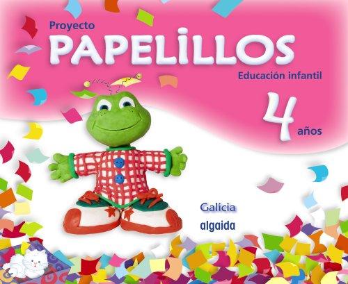 9788498773828: Papelillos 4-9788498773828