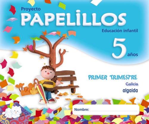 9788498773873: Papelillos 5. 1º trimestre - 9788498773873