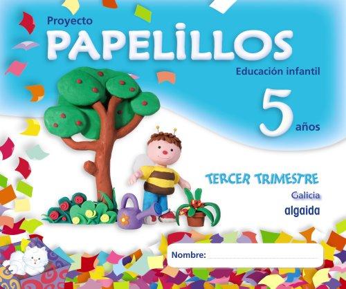 9788498773897: Papelillos 5. 3º trimestre - 9788498773897