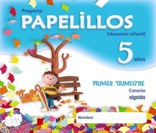 9788498774009: Papelillos 5. 1º trimestre - 9788498774009