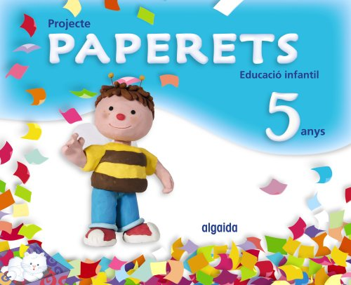 9788498774115: Paperets 5 anys (Papelillos) - 9788498774115