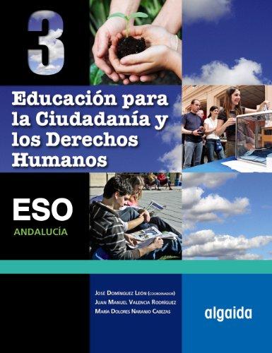 9788498774283: Educación para la Ciudadanía y los Derechos Humanos 3º ESO