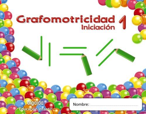 9788498775549: Trazos y trazos 1. Iniciación. Grafomotricidad. Educación Infantil (Educación Infantil Algaida. Grafomotricidad) - 9788498775549