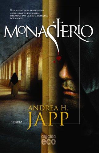 9788498775648: Monasterio (Algaida Literaria - Eco)