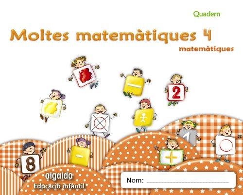 9788498775907: Moltes mates 4 Educaci� infantil