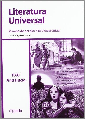 9788498776133: Prueba de Acceso a la Universidad. Literatura Universal