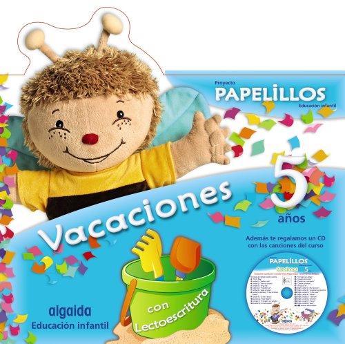 9788498776164: Papelillos 5. Cuaderno de vacaciones