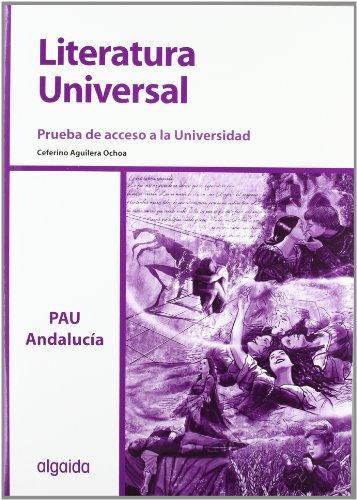 9788498777314: Prueba de Acceso a la Universidad. Literatura Universal: Edición 2012