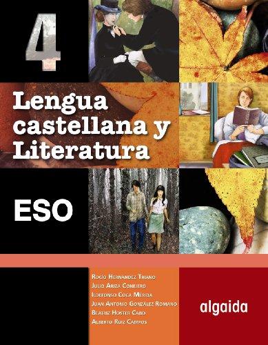 9788498777338: Lengua Castellana y Literatura 4º ESO