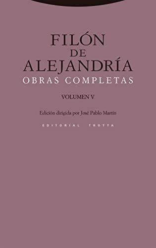 9788498790238: Obra completa, vol. V