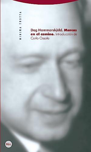 Marcas en el camino (Paperback): Dag Hammarskjold
