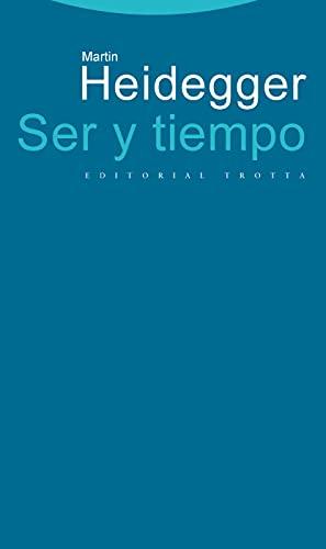 SER Y TIEMPO: HEIDEGGER
