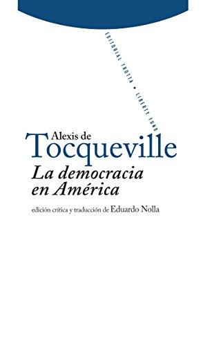 9788498791228: La democracia en América (Libertad d e los antiguos-Libertad de los modernos)