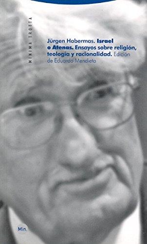 9788498792386: Israel O Atenas. Ensayos Sobre Religión, Teología Y Racionalidad - 2ª Edición (Minima Trotta)