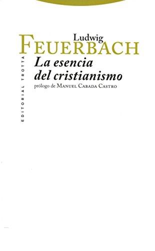 9788498794489: La esencia del cristianismo (Clásicos de la Cultura)