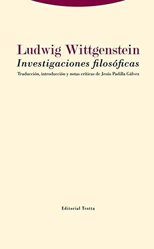 9788498796742: Investigaciones filosóficas