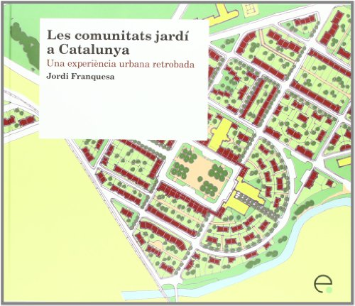 9788498803877: Les comunitats jard¡ a Catalunya