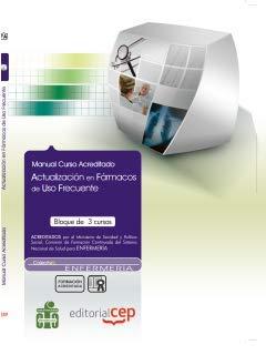 9788498822847: Manual Actualización en fármacos de uso frecuente. Colección Formación Continuada (Colección 1176)