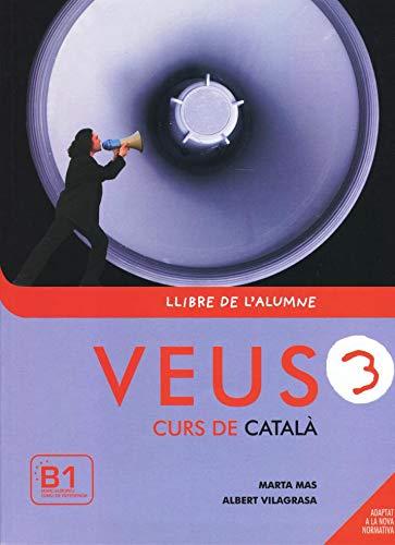9788498830347: Veus. Curs de català. Llibre de l'alumne. Nivell 3