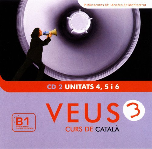 9788498830378: Veus. Curs de català. CD. Nivell 3