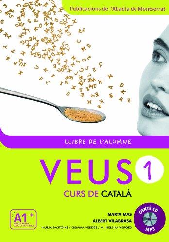 9788498831788: Veus. Curs de català. Llibre de l'alumne. Nivell 1
