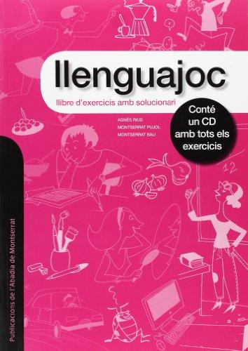 9788498831856: Llenguajoc: Llibre d´exercicis amb solucionari