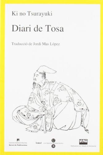 9788498831870: Diari de Tosa (Clàssics de l'Orient)