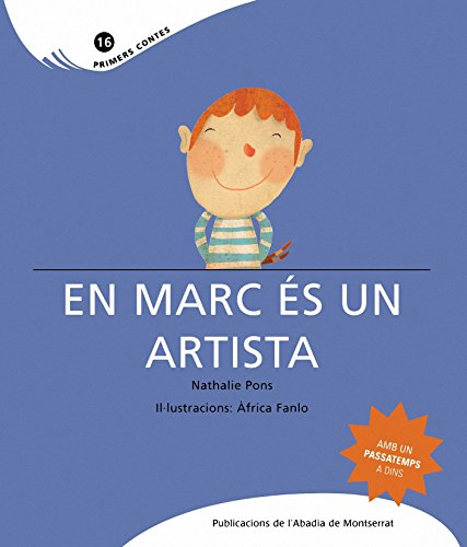 9788498832150: En Marc és un artista (Primers Contes)