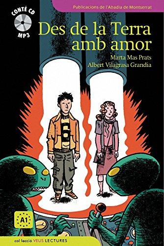 9788498832587: Veus Lectures (Graded Readers for Learners of Catalan): DES De LA Terra Amb Amor + CD (A1) (Catalan Edition)