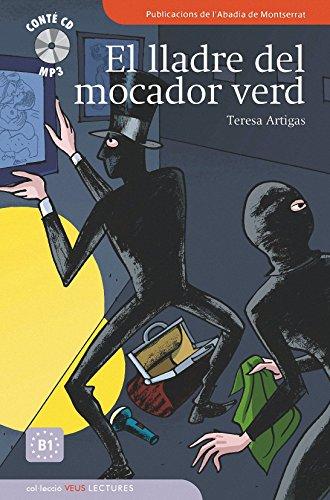 9788498832662: El lladre del mocador verd (Veus Lectures)