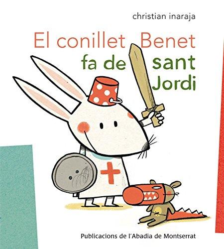 El conillet Benet fa de Sant Jordi: Christian Inaraja Genis