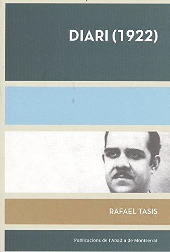 Diari (1922): Tasis i Marca,