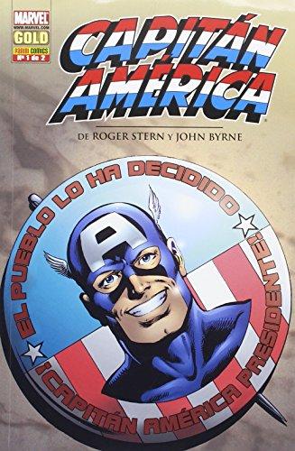 9788498850048: Capitán América de Stern y Byrne 1