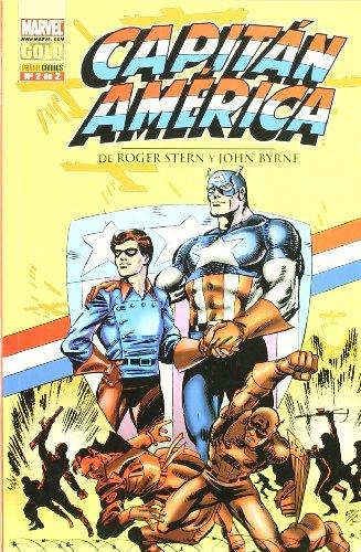 9788498850192: Capitán América de Stern y Byrne 2