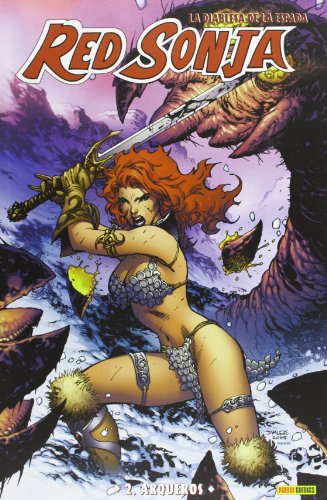 9788498850550: Red Sonja 02 Arqueros