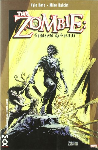 9788498850710: The zombie Simon Garth