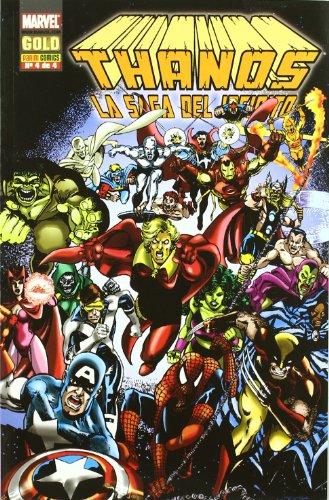 9788498851120: Thanos la saga del infinito 4