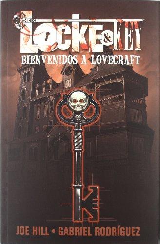 9788498851427: Locke & Key 1. Bienvenidos A Lovecraft (100% Cult Comics Locke Key)