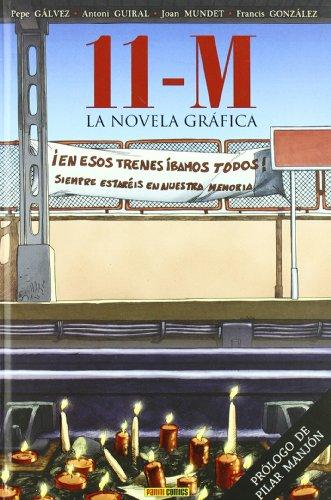 9788498851465: 11-m: La Novela Grafica