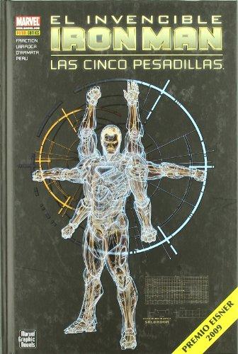 9788498851601: El invencible Iron Man, Las cinco pesadillas